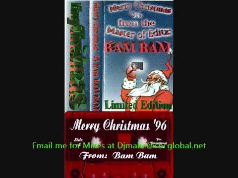 Master of Edits Xmas 96 - Dj Bam Bam Chicago 90's House Mix Uc Ihr Hard House mp3