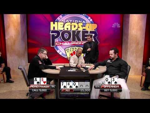 2011 National Heads-Up Poker Championship Episode 8 HD