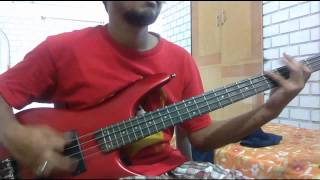 Tool - Jambi ( BASS COVER)