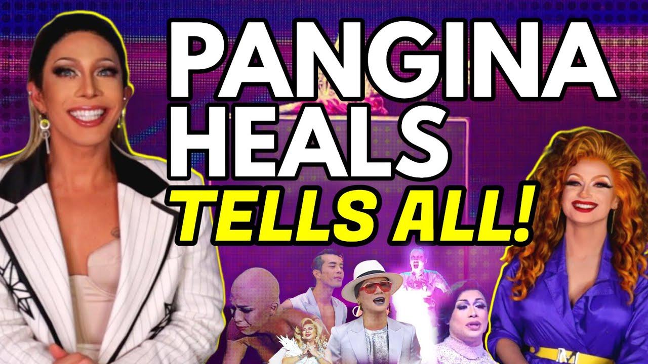 Pangina Heals Tells All! | Drag Race Thailand | Mangled Morning
