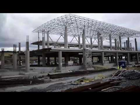 Time Lapse of İstanbul New Airport