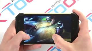 Видео обзор смартфона Nomu S30 - премиальный девайс по доступной цене!