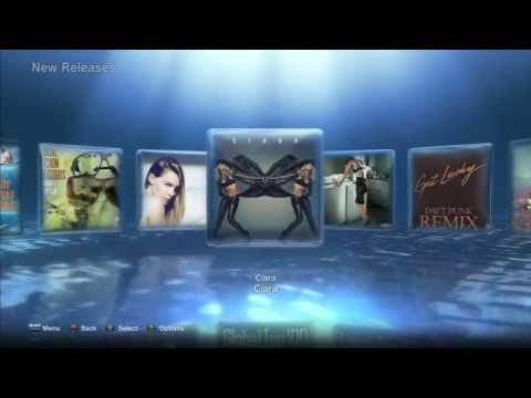 DLBTV: Walkthrough of Music Unlimited for #PS3