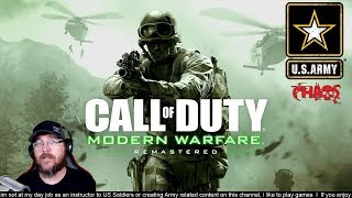 Call of Duty | Live | US Army Veteran