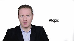 Atopic - Meaning | Pronunciation || Word Wor(l)d - Audio Video Dictionary