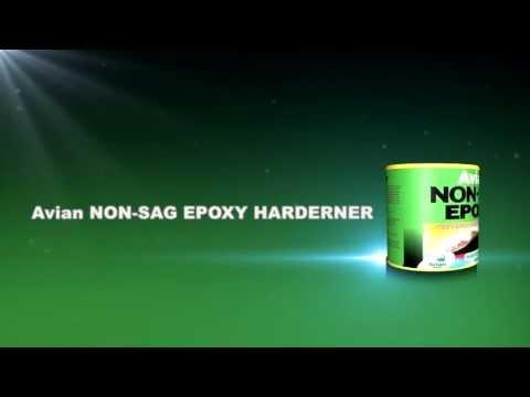 Video Tutorial Avian Non Sag Epoxy