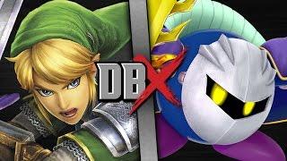 link-vs-meta-knight-legend-of-zelda-vs-kirby-dbx