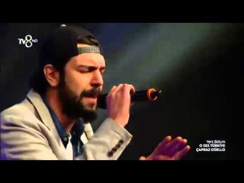 Tankurt Manas - On The Floor | O Ses Türkiye - Yarı Final Performansı