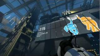Portal 2 l The joy of being stupid