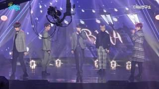 [예능연구소] 비원에이포 거짓말이야 @쇼!음악중심_20161217 A lie B1A4 in 4K