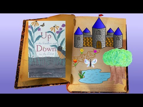 Children's Books Read Aloud: Up in the Garden and Down in the Dirt by Kate Messner