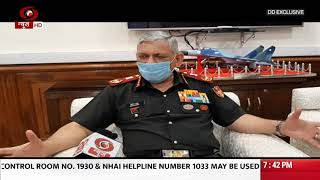 DD EXCLUSIVE: Interview with Chief of Defence Staff General Bipin Rawat