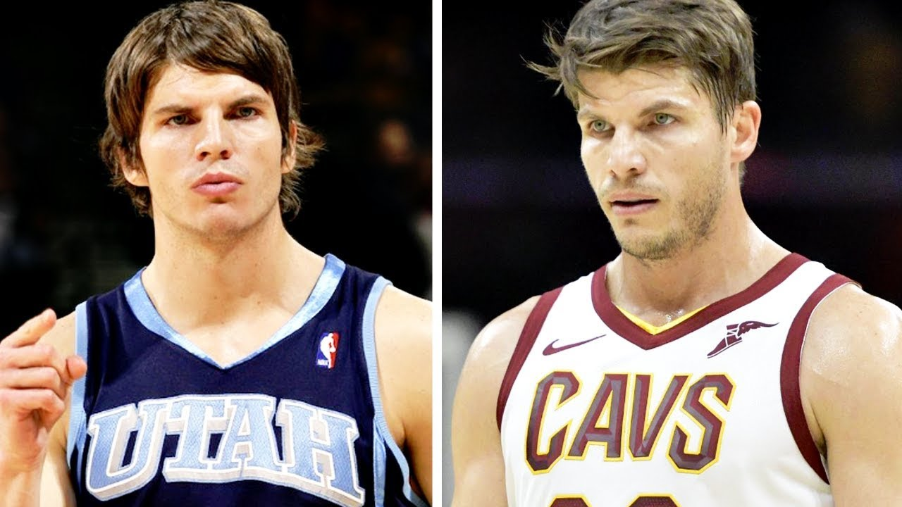 separation shoes 84256 9808c Cavaliers Have TRADED Kyle Korver Back To The Utah Jazz