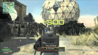 Call of Duty Modern Warfare 3 Multiplayer Gameplay #358 Dome