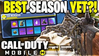 I Purchased the ENTIRE SEASON 8 BATTLE PASS! This Might Be the Best in Call of Duty Mobile History!