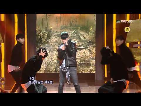 Free download lagu [SBS] Tablo - Tomorrow(feat. 태양) & 나쁘다(feat. 진실) 인기가요 20111030 terbaru