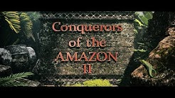 Conquerors of the Amazon II - HTML5 Slot Game - CasinoWebScripts Reviews