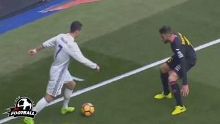 LIONEL MESSI vs CRISTIANO RONALDO 2017 Skills Soccer! DG Football TV