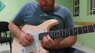 "Guitarra, Aula 72 - ""The Flinstones"", H. Curtin, J. Barbera,W. Hanna."