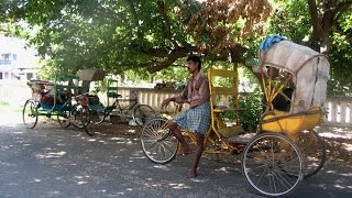 Men of Burden - Acclaimed Documentary Film on Cycle Rickshaws in Pondicherry, India