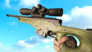 AWP Sniper - Comparison in 20 Different Games