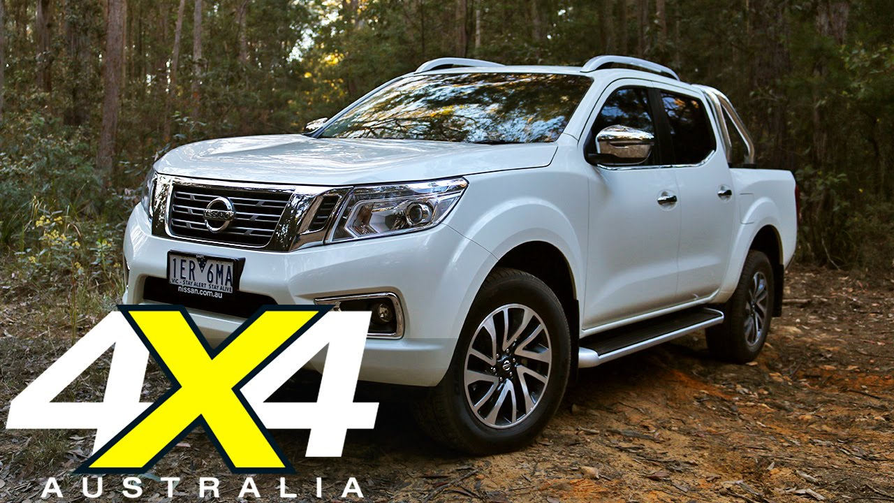 nissan np300 navara road test 4x4 australia youtube. Black Bedroom Furniture Sets. Home Design Ideas