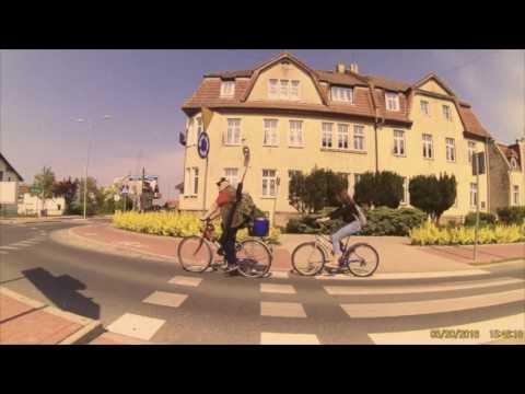 Świnoujście - Hel Bike Tour Poland May 2016