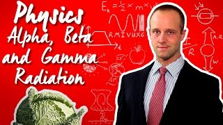 Alpha Beta & Gamma Radiation - Physics - Science - Get That C In Your GCSE