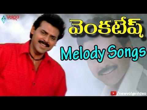Venkatesh Melody Video Songs - 2016