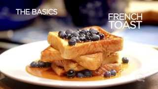 How to Make Fręnch Toast - The Basics on QVC