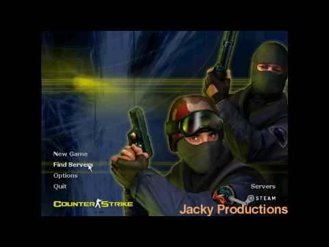 Download Install And Set Up Counter Strike 1.6 | Jacky Productions