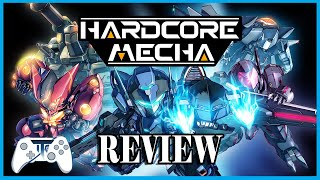 Hardcore Mecha Review (Video Game Video Review)