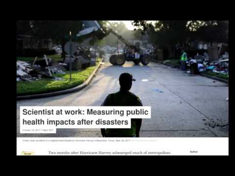 Чтение статьи Scientist at Work: Measuring Public Health Impacts -3