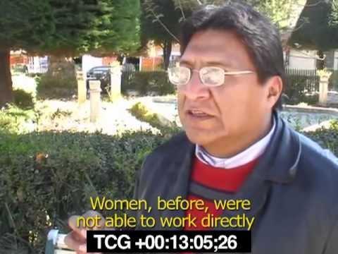 Interview with Juan José Jiménez de CECASEM 2009 (subtitled in English)