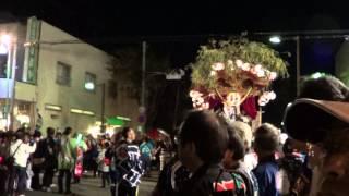 2014年 福田祭の祭り_10/12-5