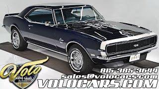 1968 Chevrolet Camaro for sale at Volo Auto Museum (V18967)