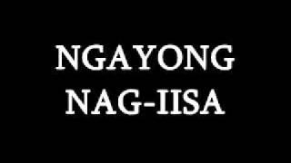 Repeat youtube video NGAYON NAG IISA - JDA x JEIGH HIGH x RHONDEE x MISTAH JAY x JAYLEE