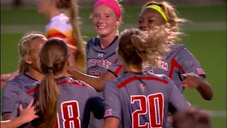 Texas Tech Soccer: Top 10 Goals of the Season | 2018