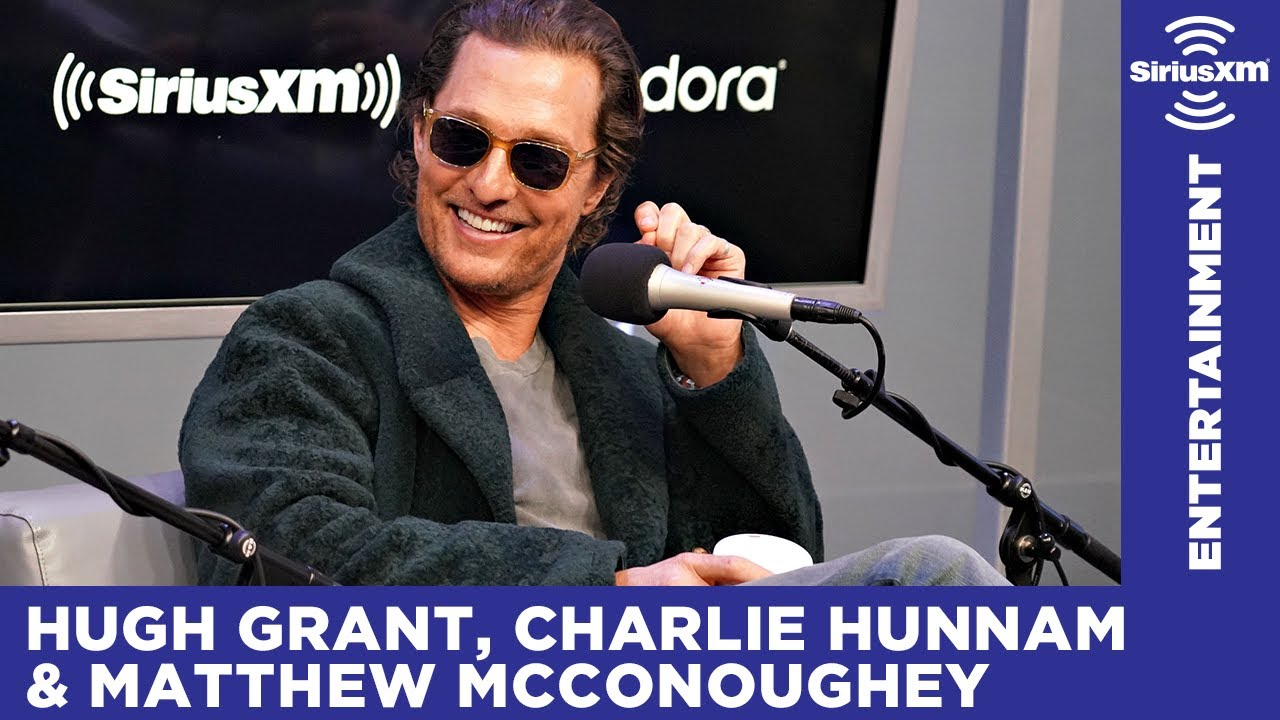 Matthew McConaughey Didn't Know He Took Charlie Hunnam's Part in 'The Gentlemen'