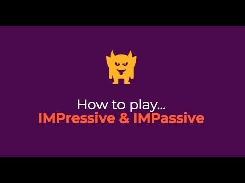 How to Play 2 Cracker Games: IMPressive & IMPassive