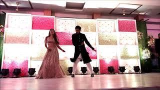 Best couple Performance | OMG Sangeet Couple Dance Bride & Groom| Mikivi | Gaurav Events