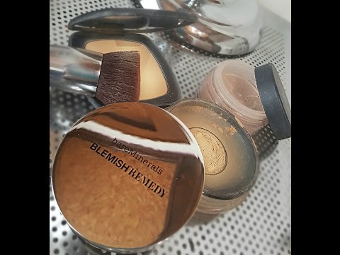Bare Minerals: All About Mineral Foundations