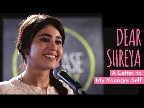 """A Letter To My Younger Self"" - Shweta Tripathi ft. Biswa 
