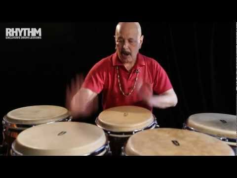 Robin Jones Rumba solo for Rhythm Magazine
