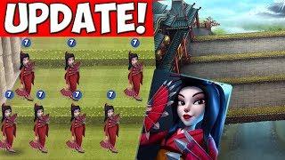 NEUE KARTE & BURG! || CASTLE CRUSH - UPDATE! || Let