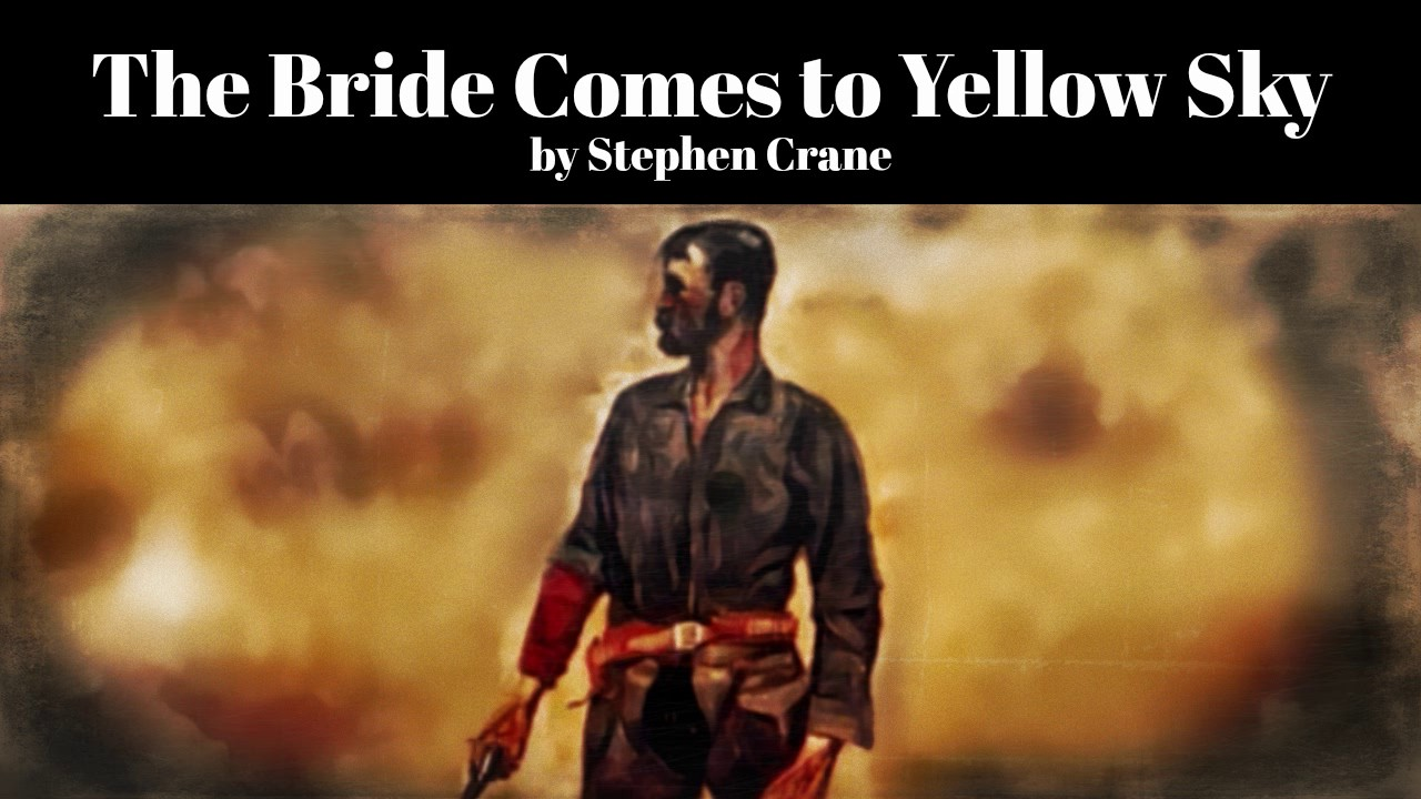 an analysis of the conflict between love and duty in the bride comes to yellow sky by stephan crane