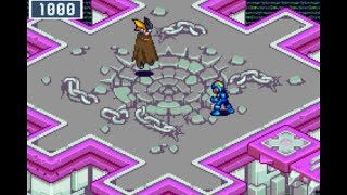 Mega Man Battle Network 6: Post-Game - Part 15 | Proto Man FZ & Bass BX