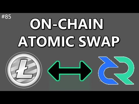 On-Chain Atomic Swap Explained Simple - Daily Deals: #85