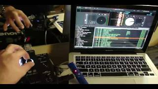 Pioneer CDJ 2000 and Serato Native Control