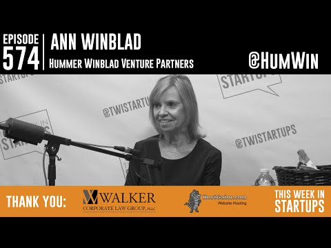 Investing legend Ann Winblad on funding software unicorns, f